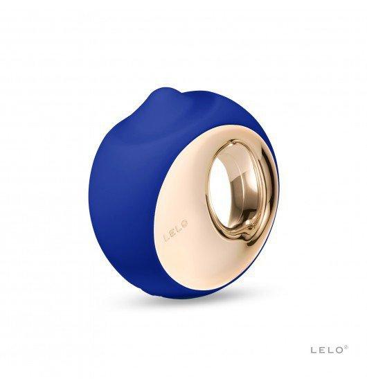 Stymulator seksu oralnego Ora 3 Ciemny Niebieski