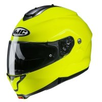 HJC KASK SYSTEMOWY C91 FLUORESCENT GREEN