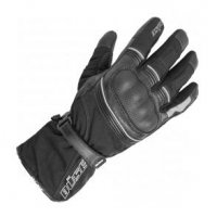 BUSE Rękawice motocyklowe  Toursport czarno-szare