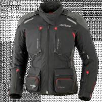 BUSE Kurtka motocyklowa Adventure PRO-STX czarna