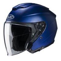 HJC KASK OTWARTY I30 SEMI FLAT METALLIC BLUE