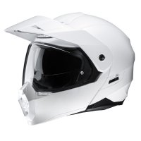 HJC KASK SYSTEMOWY C80 PEARL WHITE