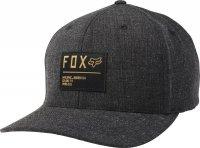 FOX CZAPKA Z DASZKIEM NON STOP FLEXFIT BLACK
