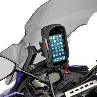 GIVI FB4114 RAMKA/WSPORNIK GPS SMARTPHONE KAWASAKI