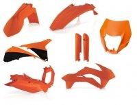 Acerbis KTM pełny zestaw plastików BIG  EXC; 14-15