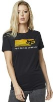 FOX  T-SHIRT LADY DRIFTER BLACK