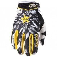 ANSWER RĘKAWICE OFF-ROAD ROCKSTAR BLACK