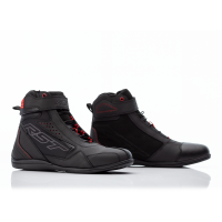 RST BUTY MOTOCYKLOWE FRONTIER CE BLACK/RED