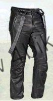 Halvarssons Bc Chief spodnie skórzane