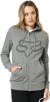 FOX BLUZA LADY Z KAPTUREM BARSTOW HEATHER GRAPHITE