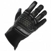 BUSE Rękawice motocyklowe Braga czarne