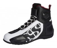 BUTY SPORTOWE IXS RS400 SHORT BLACK/WHITE