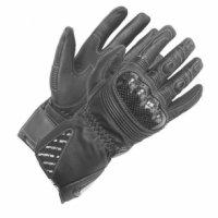 BUSE  Rękawice motocyklowe Misano czarne