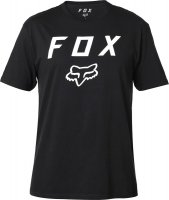 FOX  T-SHIRT LEGACY MOTH BLACK
