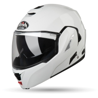 KASK MODUŁOWY AIROH REV 19 COLOR WHITE GLOSS