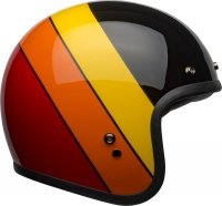BELL KASK OTWARTY CUSTOM 500 DLX RIF BLA/YE/OR/RED
