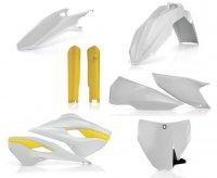 Acerbis Husqvarna pełny zestaw plastików TE FE 14>