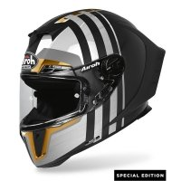 AIROH KASK GP550 S SKYLINE LIMITED GOLD EDITION