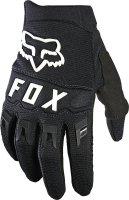 FOX RĘKAWICE OFF-ROAD JUNIOR DIRTPAW BLACK/WHITE