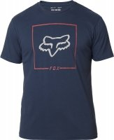FOX T-SHIRT CHAPPEDAIRLINE MIDNIGHT