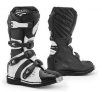 FORMA BUTY JUNIOR MOTOCYKLOWE GRAVITY BLACK/WHITE
