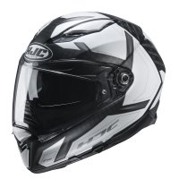 HJC KASK INTEGRALNY F70 DEVER BLACK/WHITE