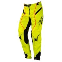 KENNY SPODNIE OFF-ROAD TITANIUM NEON YELLOW