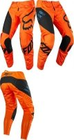 SPODNIE FOX JUNIOR 180 MASTAR ORANGE Y
