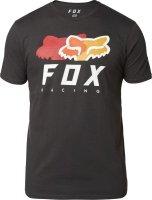FOX T-SHIRT CHROMATIC PREMIUM BLACK VINTAGE