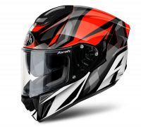 KASK INTEGRALNY AIROH ST501 THUNDER RED GLOSS