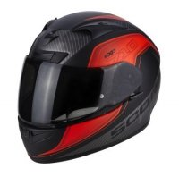 SCORPION KASK EXO-710 AIR MUGELLO MAT RED