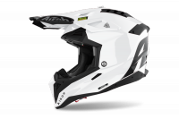 AIROH  KASK OFF-ROAD AVIATOR 3 COLOR WHITE GLOSS