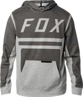 FOX MOTH BLACK Bluza z kapturem