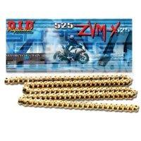 Łańcuch napędowy DID G&G 525 ZVMX/118 X2-ring hiper wzmocniony złoty 2151842