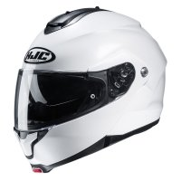 HJC KASK SYSTEMOWY C91 PEARL WHITE