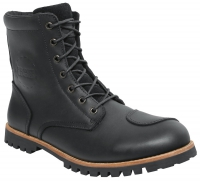 IXS BUTY SKÓRZANE OLIED LEATHER BLACK