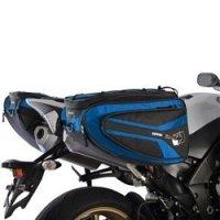 OXFORD Sakwy tekstylne (50L) P50R niebieski