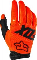 FOX RĘKAWICE OFF-ROAD DIRTPAW RACE FLO ORANGE