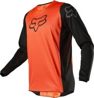 FOX BLUZA OFF-ROAD JUNIOR 180 PRIX FLO ORANGE