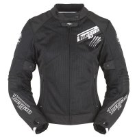 FURYGAN KURTKA MOTO PANTHA LADY VENTED BLACK-WHITE