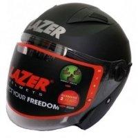 Kask motocyklowy LAZER ORLANDO Z-line czarny matowy