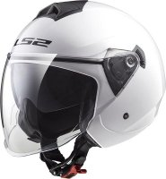 KASK LS2 OF573 TWISTER SOLID WHITE
