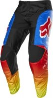 FOX SPODNIE OFF-ROAD JUNIOR 180 FYCE BLUE/RED