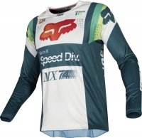 BLUZA OFF-ROAD FOX 360 MURC GREEN