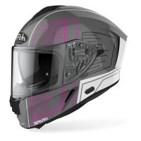 AIROH KASK OFF-ROAD SPARK CYRCUIT PINK GLOSS
