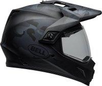 BELL KASK INTEGRALNY MX-9 STEALTH BLACK MATT CAMO