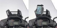 GIVI FB4120 RAMKA/WSPORNIK GPS SMARTPHONE KAWASAKI