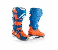Acerbis Buty X-MOVE 2.0 niebiesko - pomarańczowy