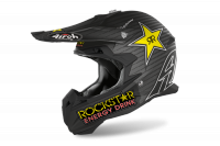 AIROH KASK OFF-ROAD TERMINATOR  ROCKSTAR 2020 MATT