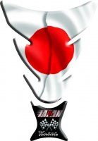 TANK PAD KEITI FLAGA JAPONIA